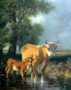 "I Speak ""Cow"""
