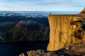 The Moral Cliff (Shepherd's Echo)